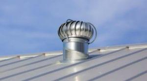 whirley bird roof ventilation
