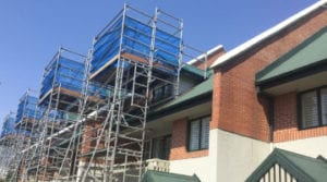 storm damage roof repair sydney southside