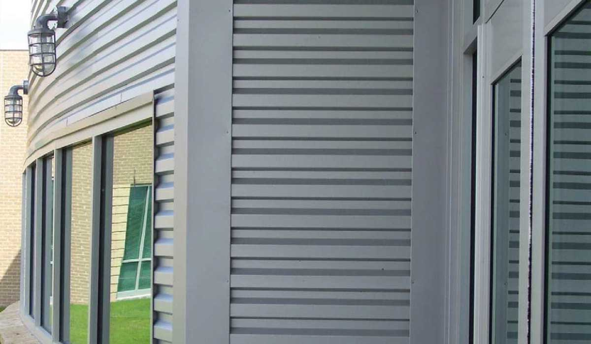 cladding contractor services sydney