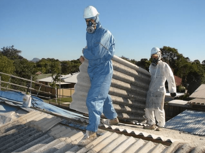 asbestos roof removal sydney westside
