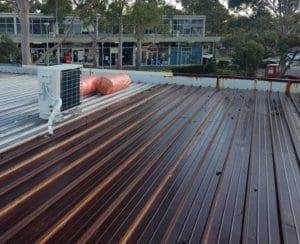 Metal Roof Contractor Sydney North Shore