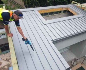 new colorbond roof sydney