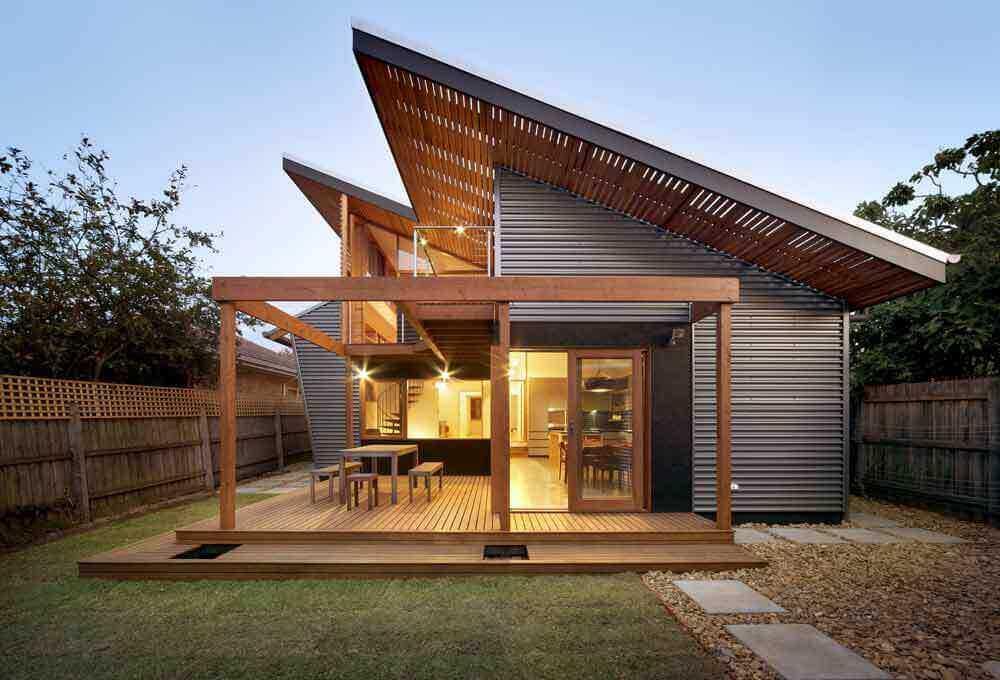 skillion roof inner west sydney