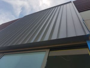 metal cladding sydney