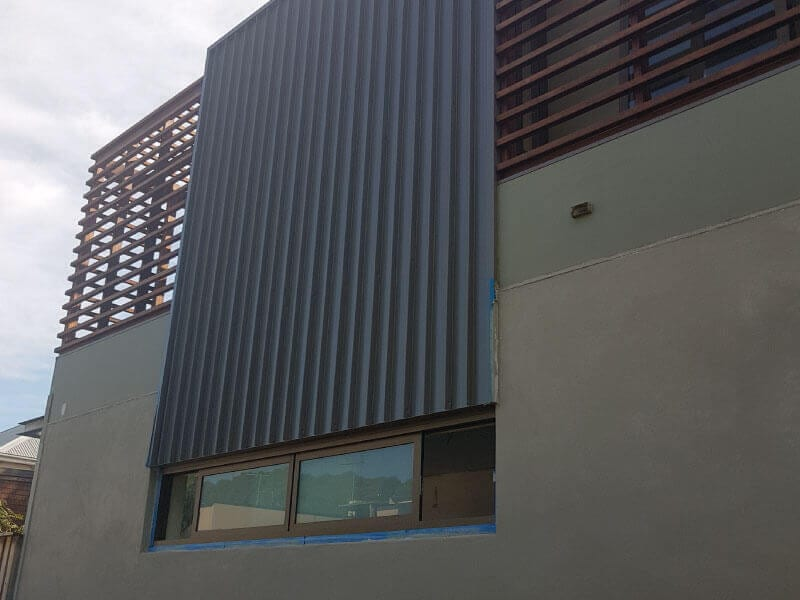 metal cladding sydney west