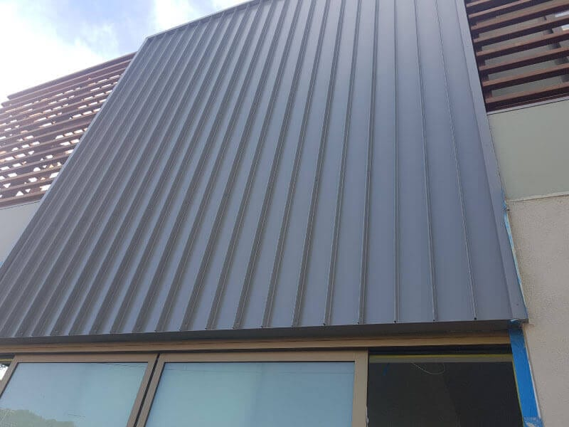 metal cladding newtown inner west sydney