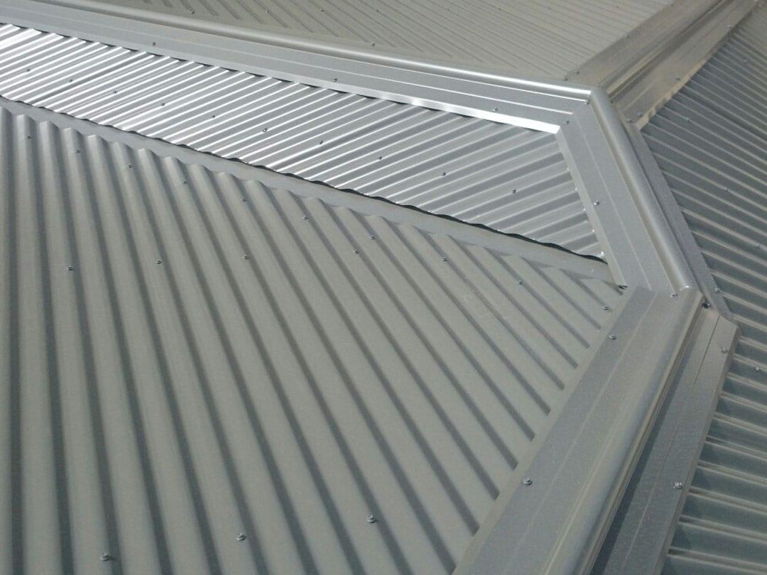 aluminium roof sydney