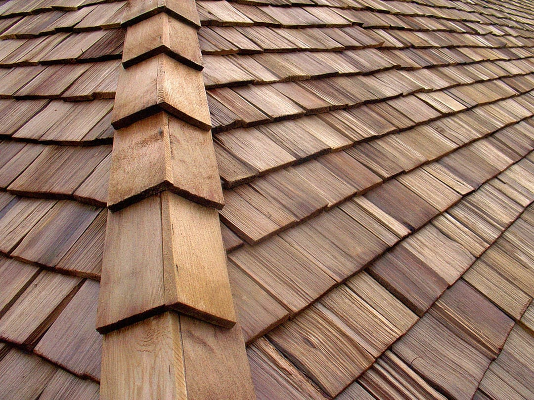 cedar shingle roof sydney
