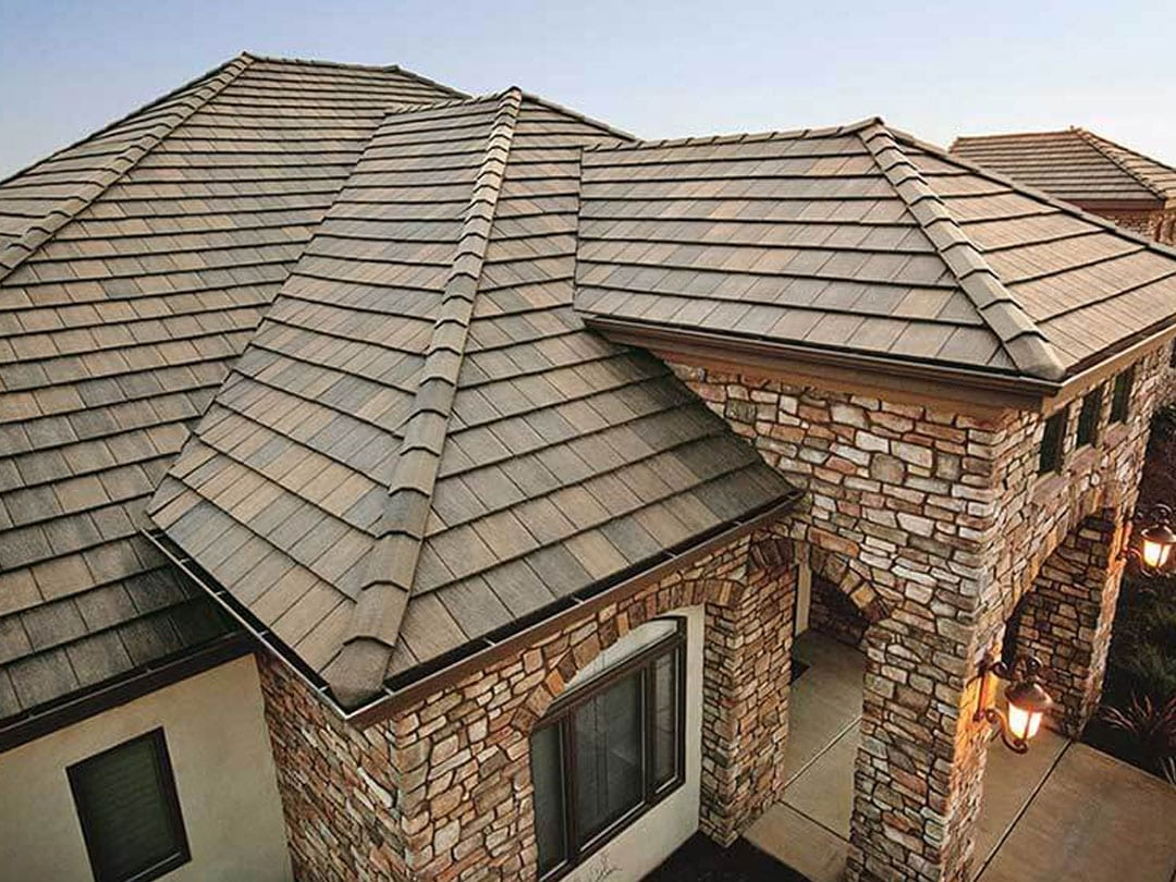 concrete tile roof sydney