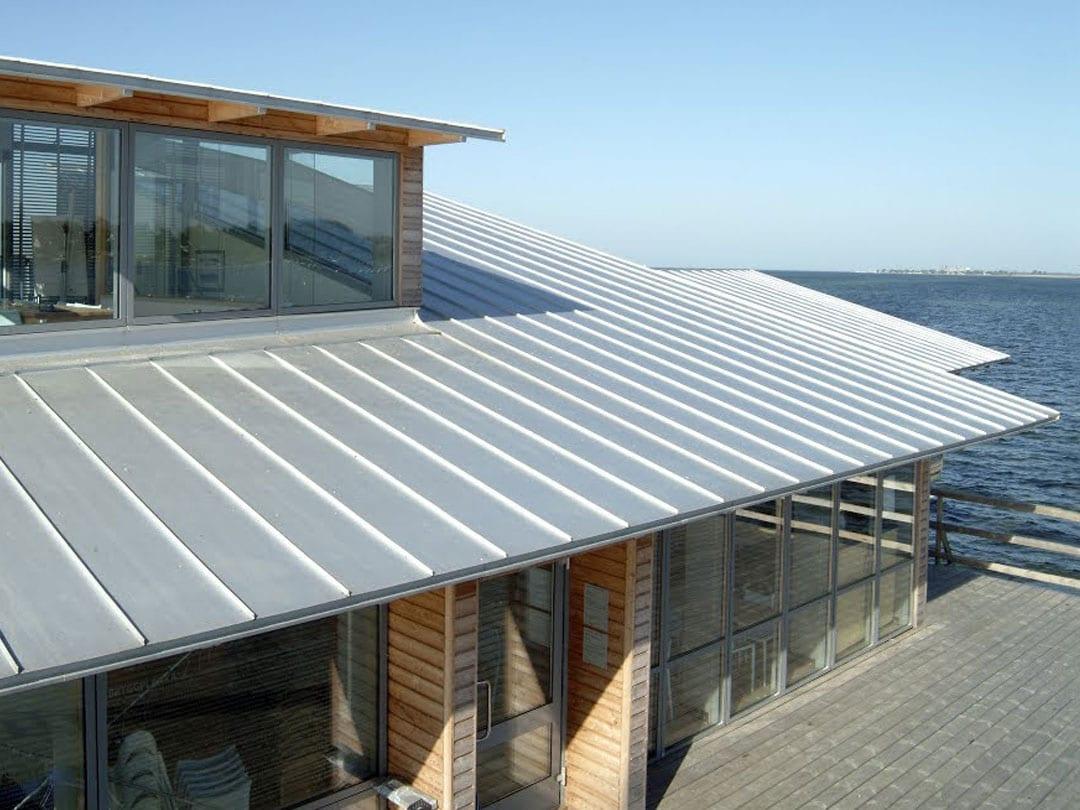 zinc roof sydney